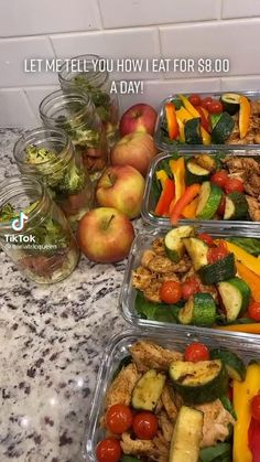 Healthy Meal Prep, Healthy Snacks, Healthy Eating, Healthy Recipes, Healthy Dinners, Yummy Recipes, Healthy Plate, Dinner Is Served, Cheap Meals