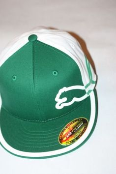 4d213c3f421 PUMA-MONOLINE-Golf-PROV1-Rickiefowler-com-green-white-fitted-cap -Prototype-6-7-8