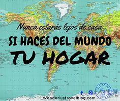 Tu hogar eres tú #agenciadeviajes