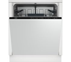 BEKO DIN26X20 Full-Size Integrated Dishwasher