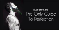 Beard Grooming : Guide to Perfection