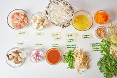 Pad Thai Cook Pad, Tofu, Sprouts, Chinese, Cooking, Recipes, Cuisine, Kitchen, Recipies