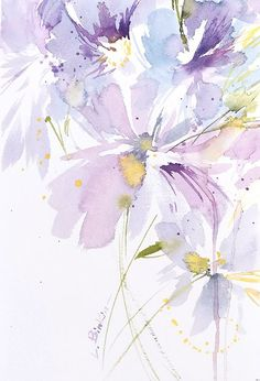 Watercolor Flower Background, Flower Background Wallpaper, Watercolor Wallpaper, Flower Backgrounds, Abstract Watercolor, Watercolor Illustration, Watercolor Paintings, Watercolor Trees, Watercolor Portraits