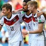 Taklukan Aljazair 2:1, Jerman Bertemu Perancis di Perempat Final