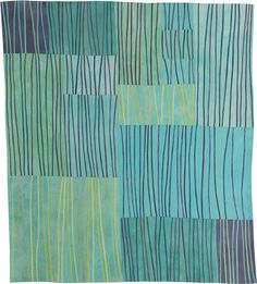 """Lisa Call. Markings #6 @2006 74"""" x 66""""    This one takes my breath away."""