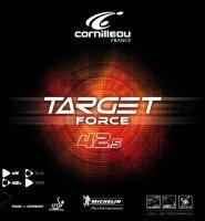 Cornilleau Target Force 42,5°  mein neuer Tischtennisbelag - großartig