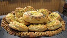 Chleba Naszego: Pyszne cebulaki bez sera.