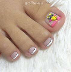 Pedicure Spa, Manicure And Pedicure, Hello Nails, Magic Nails, Nails For Kids, The Beauty Department, Feet Nails, Toe Nail Designs, Dream Nails