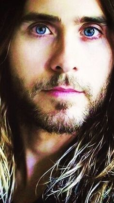 Jared Leto - 30 Seconds to Mars  I think I may be too old to be obsessing about this guy, but he is georgeous