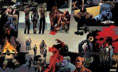 Lo nuevo de The Walking Dead: guerra total