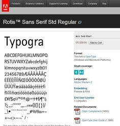 The pro's guide to Adobe Typekit: Subscription model; Free alternatives; Details.