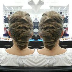 #hair #cabello #braid #trenza #upDo #hairDo #peinado #recogido #hairstylist #estilista #peluquero #Panama #pty #pty507 #axel04 #picoftheday #cymera #multiplaza #makeupartist @yarelisjaramillo