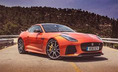 The 2017 Jaguar F-Type SVR made its debut at the 2016 Geneva Motor Show and quickly gained popularity around the globe due to its powerful powertrain, which is capable of hitting a max speed of 200 mph.