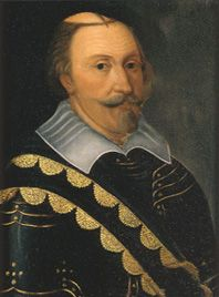 Charles IX (1550 - 1611). King of Sweden from 1604 until his death in 1611. He married twice and had four children.