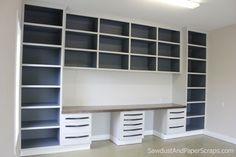 Garage-Workshop-Painted-Cabinets-580x386