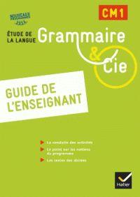 Grammaire & Cie CM1 - Guide de l'enseignant. - Philippe Dorange et Jean-Christophe Pellat -  https://hip.univ-orleans.fr/ipac20/ipac.jsp?session=147Y4E247694K.380&menu=search&aspect=subtab48&npp=10&ipp=25&spp=20&profile=scd&ri=2&source=%7E%21la_source&index=.GK&term=Grammaire+%26+Cie+CM1+-+Guide+de+l%27enseignant&x=25&y=32&aspect=subtab48
