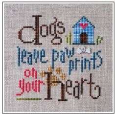 Please Share00000This Is For Anyone Whose Dog Is Their Child. We all know that our animals can be very dear to us. This Cross stitch pattern reflects just how important our dogs are. Stitch one up as a gift to your favorite dog-lover or make one for your own four-legged furry kid. Happy Stitching! Original …