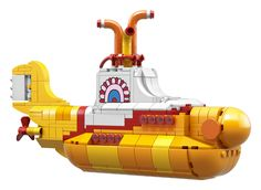 LEGO Ideas - Blog - Introducing LEGO® Ideas 21306 Yellow Submarine