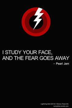 Sirens. PearlJam Lyrics