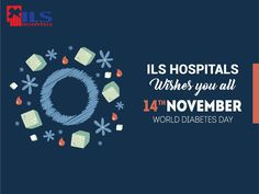 #Diabetes distorts the everyday life of a huge proportion of individuals. Let's pledge towards a diabetes free life on this #WorldDiabetesDay.
