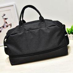 WAG42-Free Verzending Outdoor reistas grote capaciteit schouder fitness  oefening tas vrouwelijke bagage tas. Waard om te kopen · Sport Bags 31cbb4a5207b6