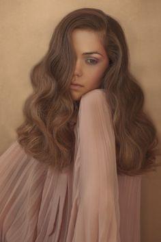 Want this hair Hair inspiration – Hair Models-Hair Styles Love Hair, Big Hair, Gorgeous Hair, Beautiful, Curly Hair, Amazing Hair, Pretty Hairstyles, Girl Hairstyles, Big Waves Hairstyle