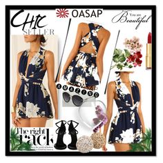"""""""OASAP.com"""" by ado-duda ❤ liked on Polyvore featuring Isaac Mizrahi, Chrome Hearts and modern"""