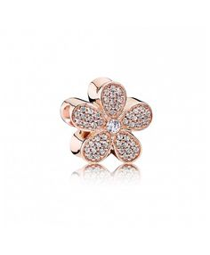 Pandora Rose ™ Charm Dazzling Daisy with Clear Cubic Zirconia - 781480CZ