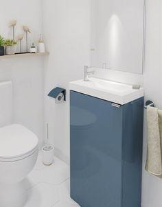 Lave Main Pour Salle De Bains Toilette Ou Deau Couleur Bleu