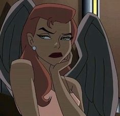hawkgirl and cartoon image Cartoon Icons, Cartoon Memes, Girl Cartoon, Cute Cartoon, Cartoon Art, Cartoons, Angel Cartoon, Cartoon Drawings, Cartoon Characters