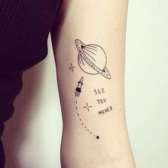 If you're an introvert interested in getting inked, chances are you'll want to avoid big, loud tattoos that draw tons of attention from random passersby. Smaller, simpler designs suit your personality best.