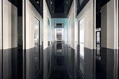 Feature Wall Design, Sales Center, Sales Office, Lobbies, Paint Finishes, Color Trends, Paint Colors, Bathtub, Bathroom