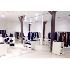 Paris Fashion Week | Joseph showroom