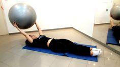 Fortalecimento abdominal.