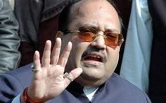 Nitish Kumar became Chief Minister of Bihar due to Lalu's greatness says Amar Singh - India Today #757LiveIN