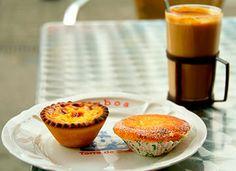 Как заказать кофе в Португалии - via Discover Portugal | Завтрак в кафе