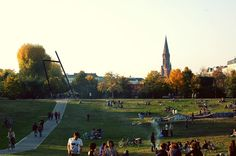 This small park is the place to be in the summer (submitted by local Keisha) #mysecretspotberlin