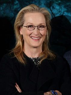 Meryl Streep at the press junket for Into the Woods today in London (07.01.2015)