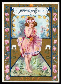Vintage Labels, Vintage Ephemera, Vintage Cards, Vintage Images, Art Nouveau Mucha, Poster Ads, Embossed Cards, Children Images, Picture Cards