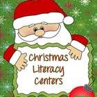 This cute set includes five complete literacy centers with a Christmasy theme!  All aligned to the Common Core.  Naughty or Nice! nonsense word sor...