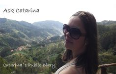 Catarina´s Public Diary: Q&A - 1 Year Blog