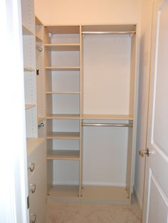 Image result for tiny walk in closet