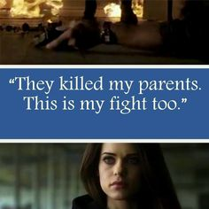 """""""Ali, this is not your fight- we both knew this.""""  """"No, Luca this is my fight- they killed my parents because they wanted me."""""""