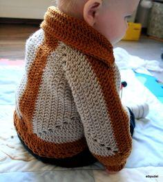 Hexagon Sweater - by elbpudel