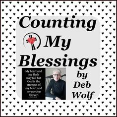 Blog post at Counting My Blessings :   I'm not a perfect parent.  I've always known that, but for a long time, I thought, at least, I was perfect for my children. I don't kn[..]