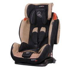 Accesorii bebelusi :: Scaune auto :: Scaune auto 9-36 kg :: Scaun auto SPORTIVO cu ISOFIX Bej Coletto