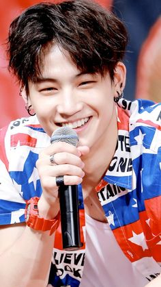 Honestly JB has many piercing, not complaining, I love them, but they're really many JB, kpop, and im jaebum image