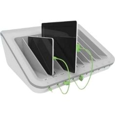 Belkin Store-and-Charge Station - This would be great to house multiple iPads and would not occupy so much space!!!