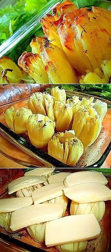 Картофель «Дофинэ» / Свежие рецепты