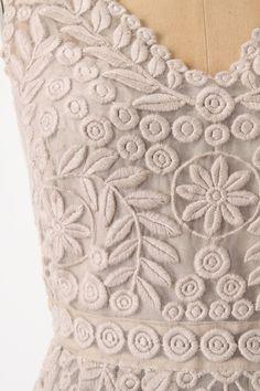 Veiled Alder Dress - anthropologie.com
